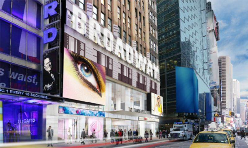 10 Times Square - Retail - Lease - Property View