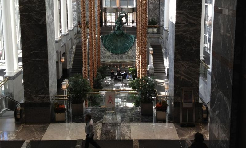 311 South Wacker Drive - Office - Sublease - Property View