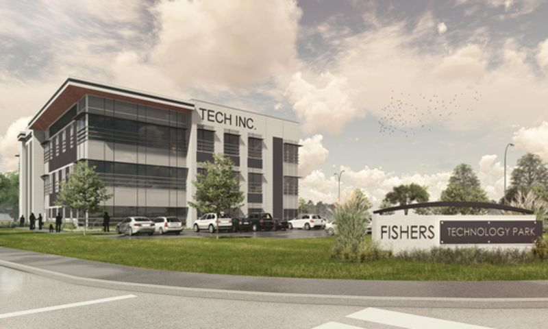 TechWay - Office - Lease - Property View