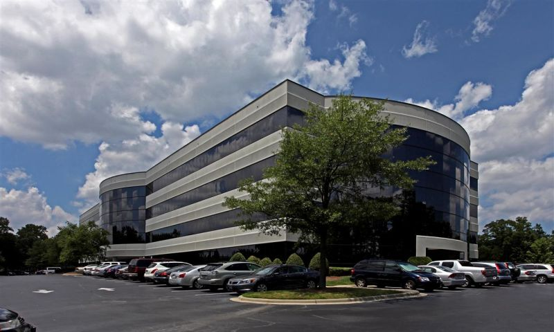 Tarleton Building - Office - Lease - Property View