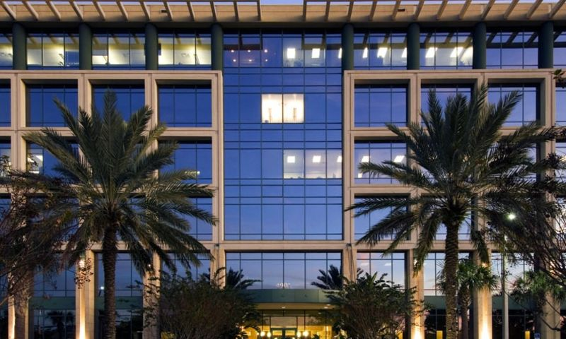 Millenia Park One - Office - Lease - Property View