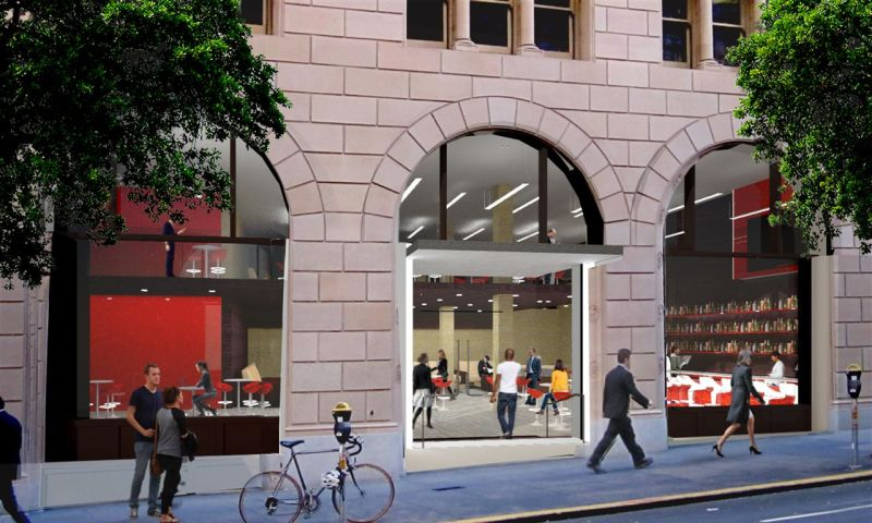 One Eleven Sutter - Retail - Lease - Property View