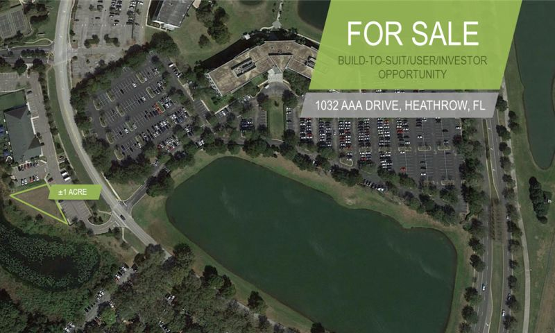 1032 AAA Drive - Land - Sale - Property View