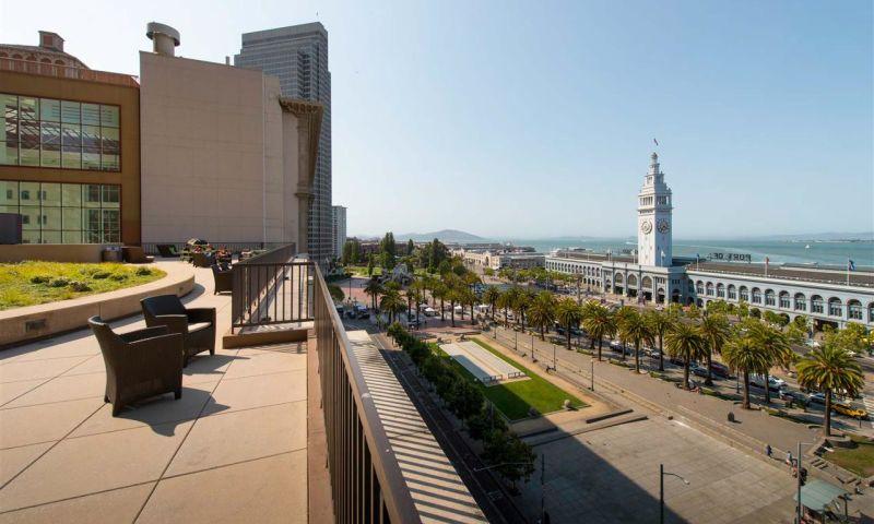 One Market Plaza - Alternatives - Lease - Property View