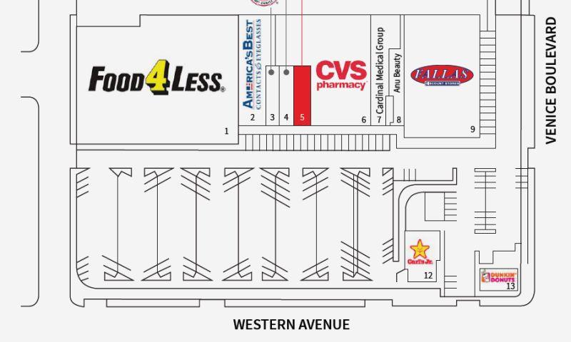 Western Plaza Shopping Center