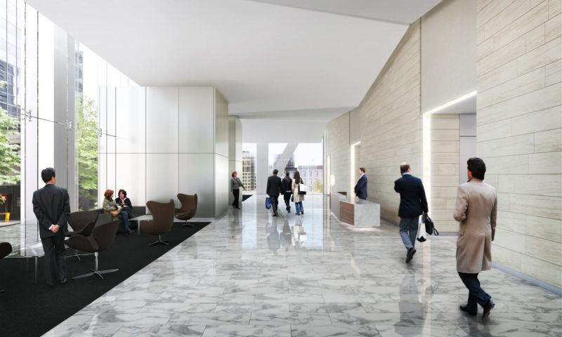 F5 Tower - Office - Lease - Property View