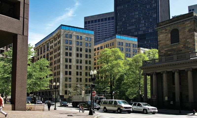 18 Tremont Street - Office - Lease - Property View