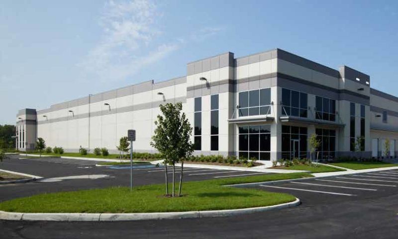 Virginia Commerce Center Virginia Commerce Center - Bldg. 200 - Industrial - Lease - Property View