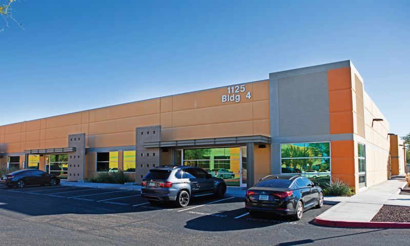 Pinnacle Park Business Center | Bldg 4 - Industrial - Lease - Property View