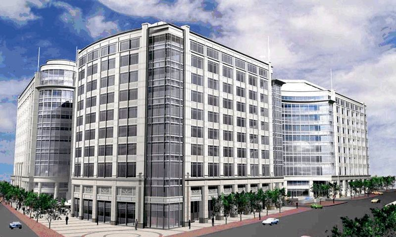 Rockville Metro Plaza I - Office - Lease - Property View