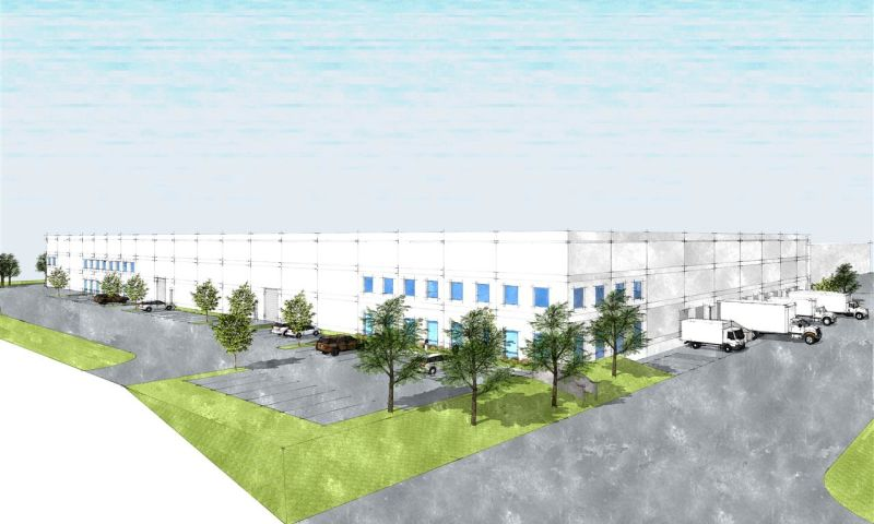 The Campus - Bldg 3 - Industrial - Lease - Property View