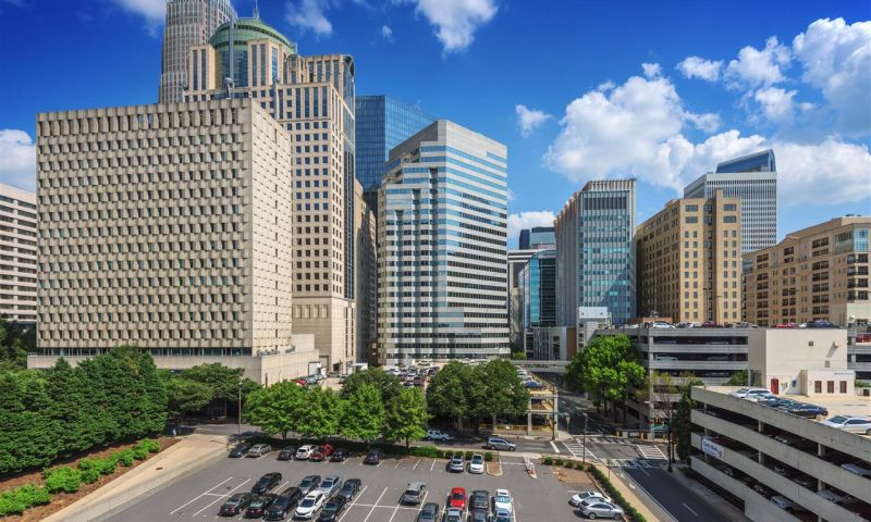First Citizens Bank Plaza - Office - Lease - Property View