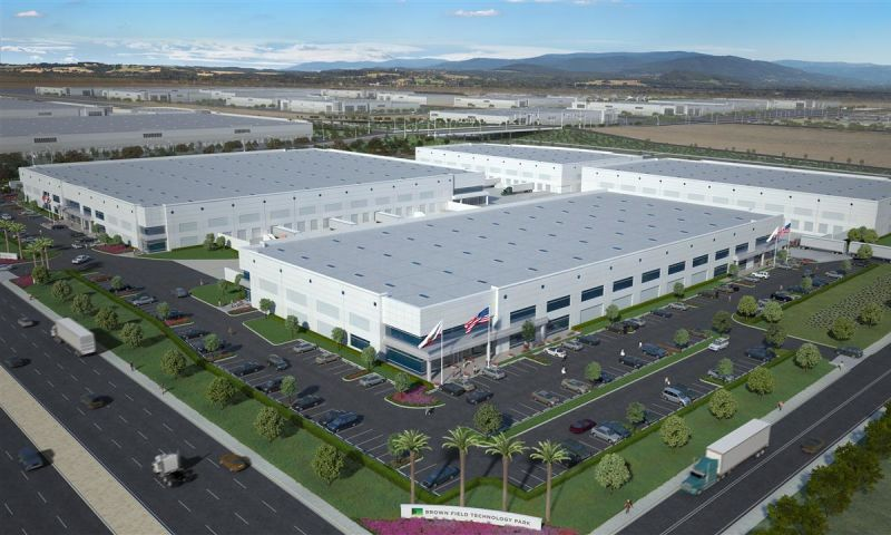 Brown Field Technology Park | South Bldg A - Industrial - Lease - Property View