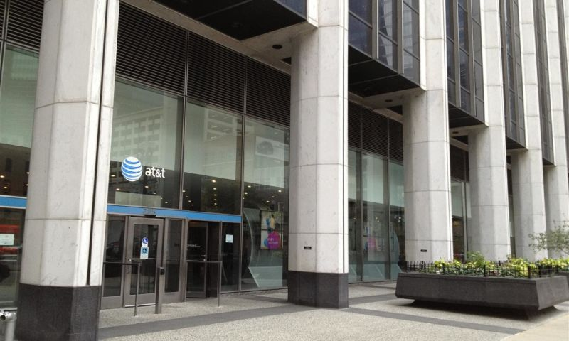 AT&T Headquarters - Office - Sublease - Property View
