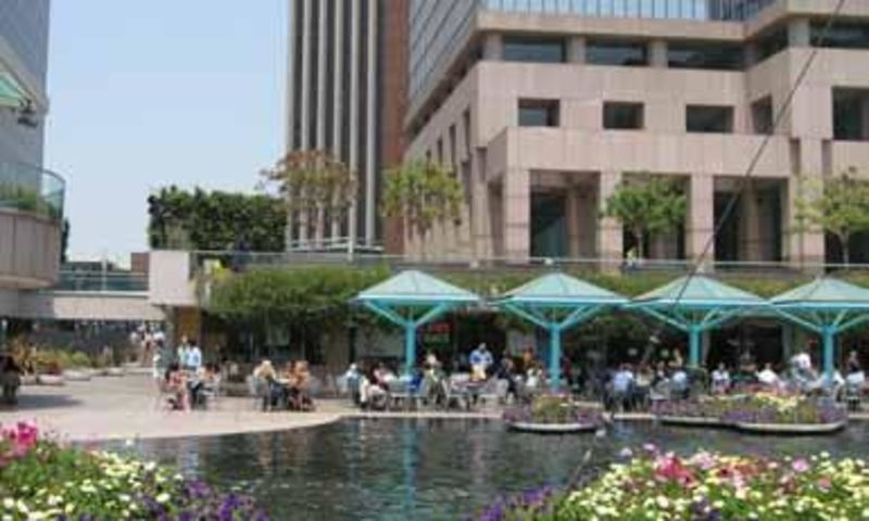 One California Plaza - Office - Lease - Property View