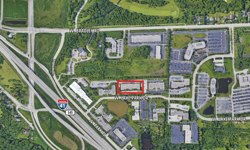 11900 West Lake Park Dr - Office - Sublease - Property View