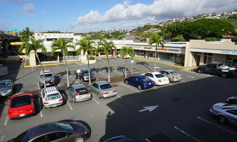Kahala Square - Retail - Lease - Property View