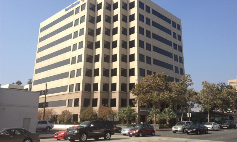 Pasadena Financial Center - Office - Lease - Property View