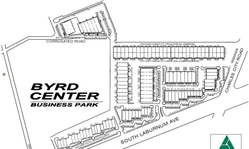 Byrd Center Business Park - Bldg 8 - Industrial - Lease - Property View
