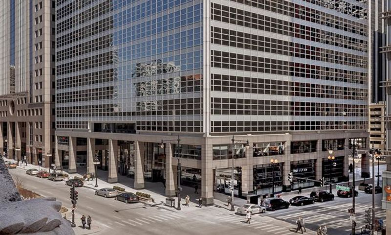 101 N Wacker Dr - Office, Retail - Lease - Property View