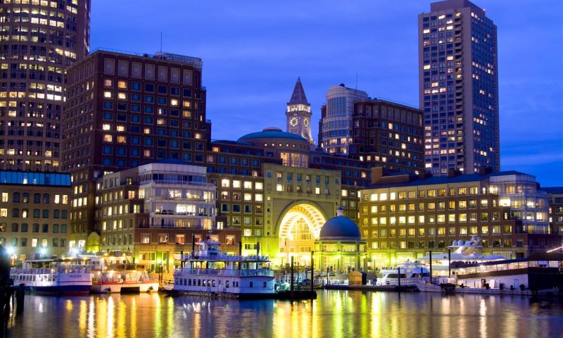 50 Rowes Wharf - Office - Lease - Property View
