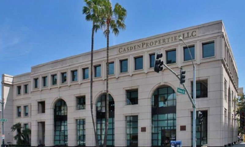 Wilshire Doheny Building - Office - Lease - Property View