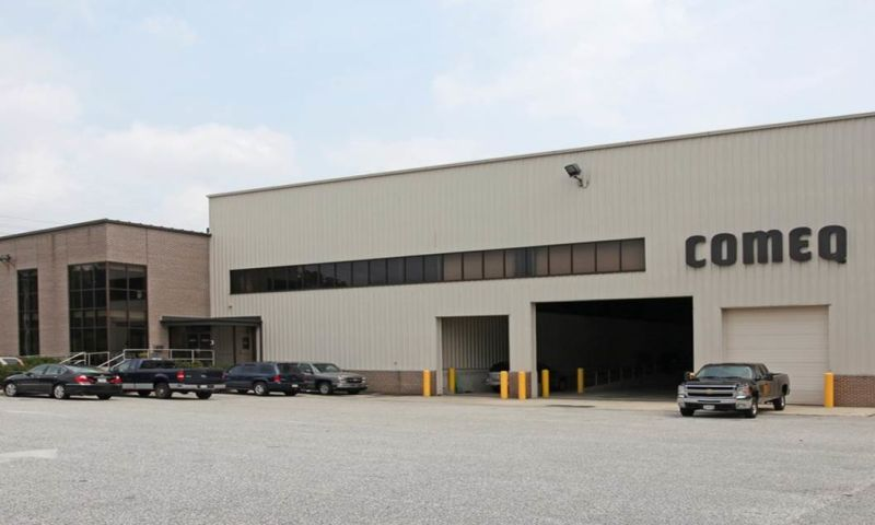 10521 Industrial Park Road E - Industrial - Lease - Property View