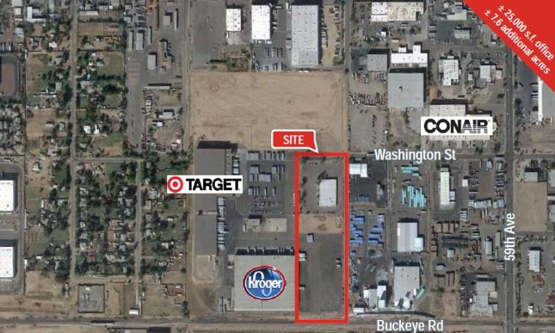 6101 W Washington St - Industrial - Lease - Property View