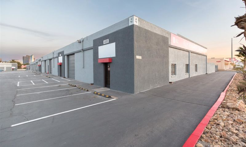 4350 Arville St - Industrial - Lease - Property View