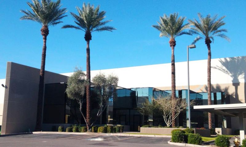 443 W Alameda Dr - Industrial - Lease - Property View