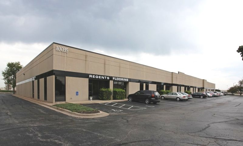 99th St Business Park - Bldg 1 - Industrial - Lease - Property View