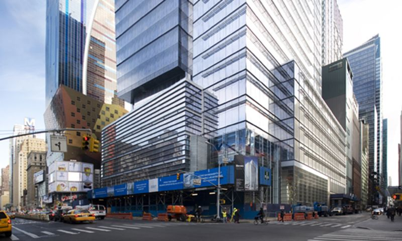 Eleven Times Square - Office - Lease - Property View