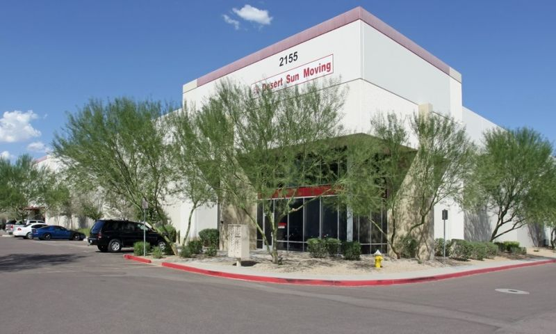 Durango Commerce Center - Bldg A NW - Industrial - Lease - Property View