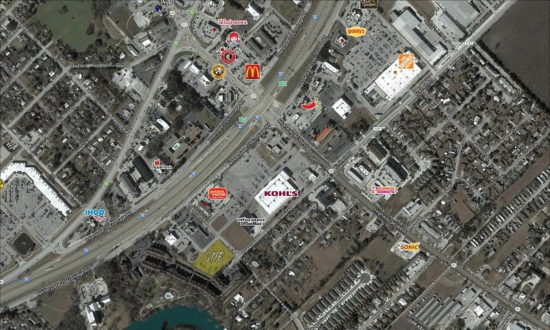 New Braunfels Land - Retail - Sale - Property View