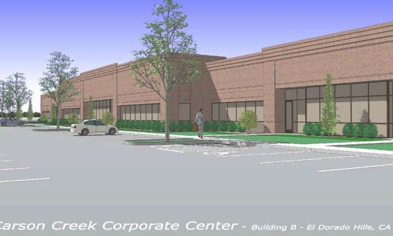 Carson Creek Corporate Center - Bldg B - Industrial - Lease - Property View