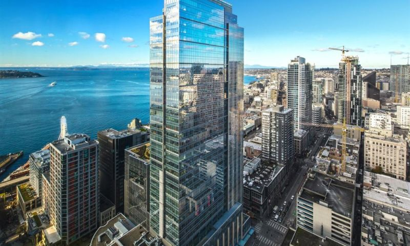 Russell Investments Center - Office - Sublease - Property View