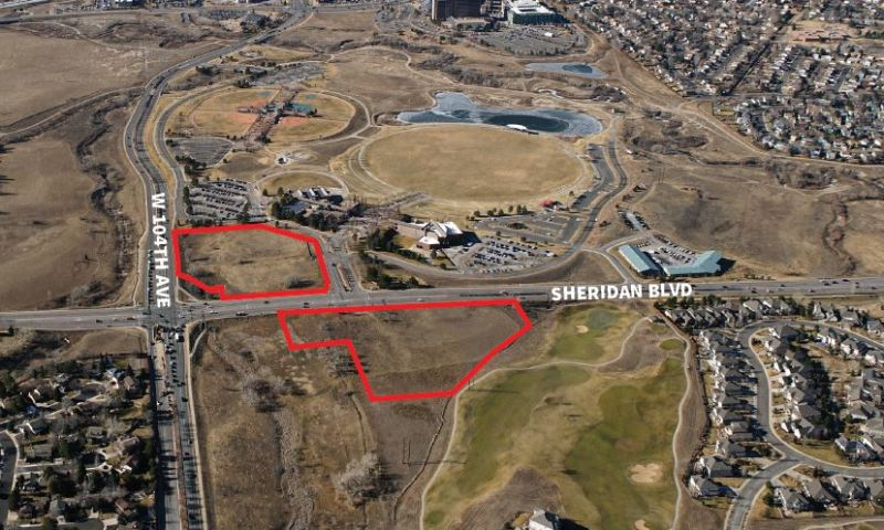 104th & sheridan - Land - Sale - Property View