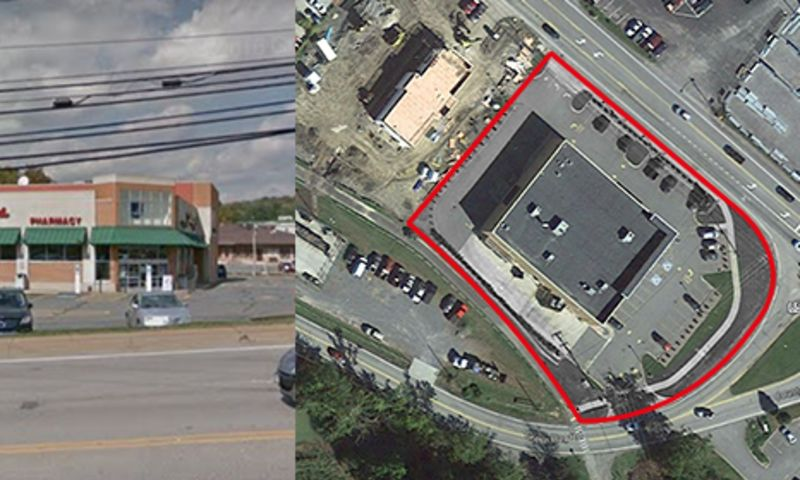 1591 Earl L Core Drive - Retail - Sublease - Property View