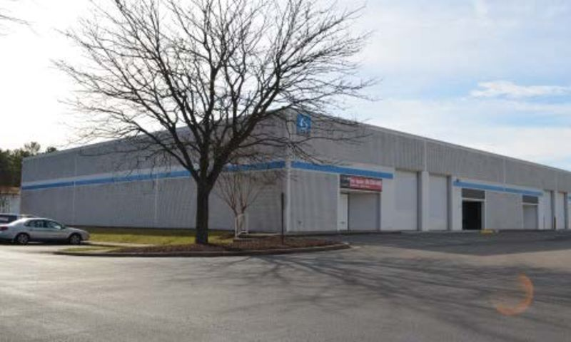 Byrd Corporate Park Building Number 6 - Industrial - Lease - Property View