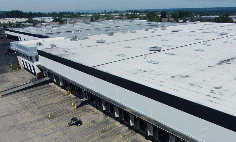 Halsey Crossing Halsey Business Center - Industrial - Lease - Property View
