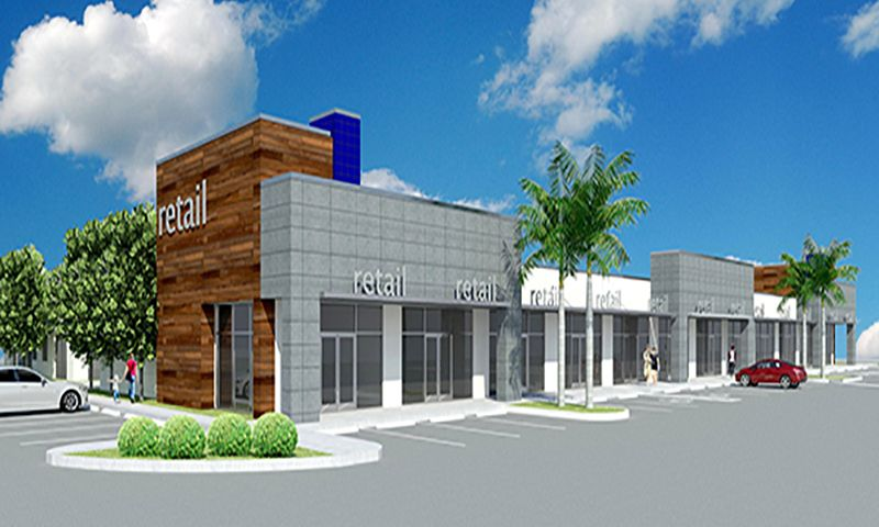 Oakland Commerce Center - Retail - Lease - Property View