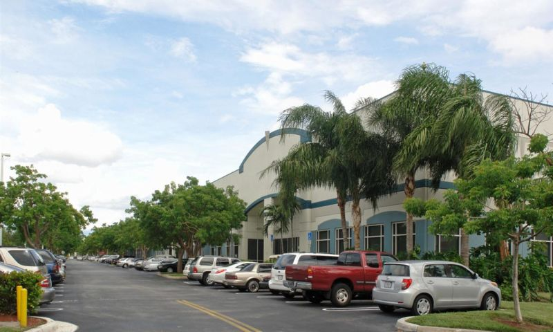 2500 NW 19th St - DataCenters - Sublease - Property View