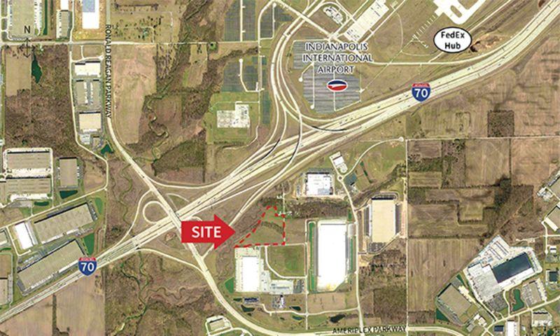 Ameriplex - Site 35 - Industrial - Lease - Property View