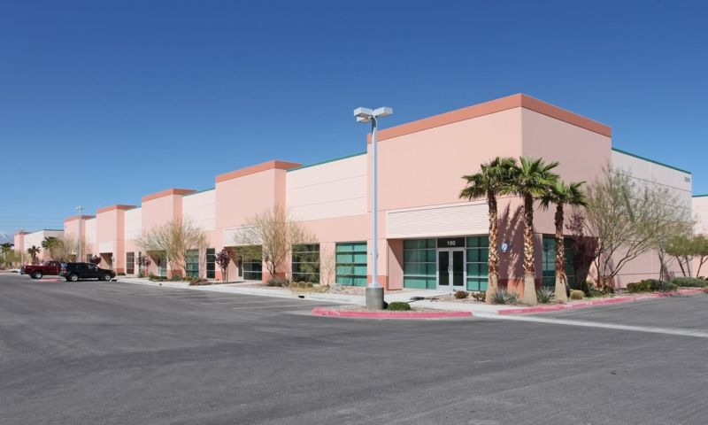 Bldg 3 - Industrial - Lease - Property View