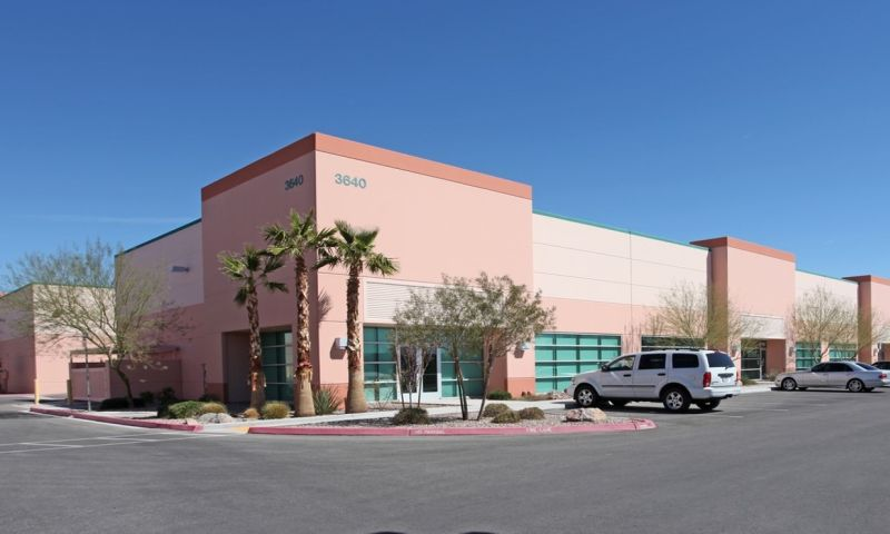 Bldg 1 - Industrial - Lease - Property View