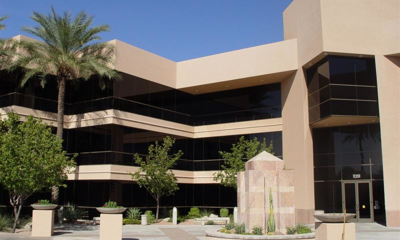 Anasazi Plaza I - Office - Lease - Property View