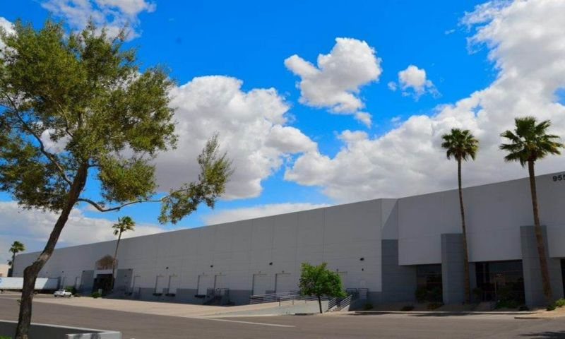 955 N Fiesta Blvd - Industrial - Lease - Property View