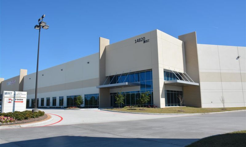 DCT Airtex Business Center - Industrial - Sublease - Property View