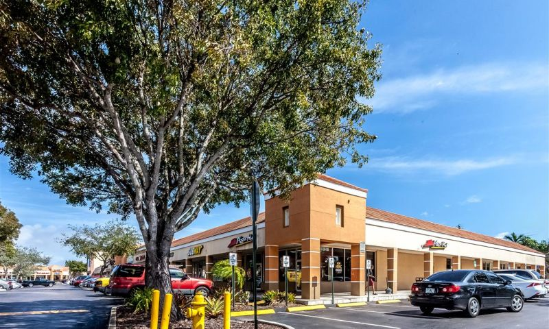 Coral Reef Shopping Center - Retail - Sublease - Property View