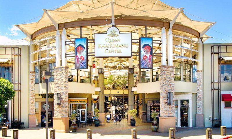 Queen Ka'ahumanu Center - Retail - Lease - Property View